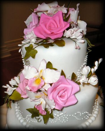 wedding cakes design for you by Franziska of london